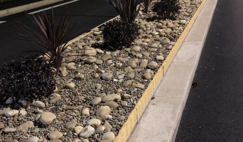Bordure 30×20 L100 pierre sciée complet