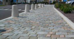 Pavés 5 formats aspect vieille pierre